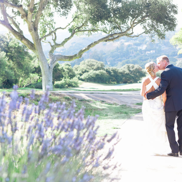 The Knot Feature | Rustic Chic Vineyard Wedding