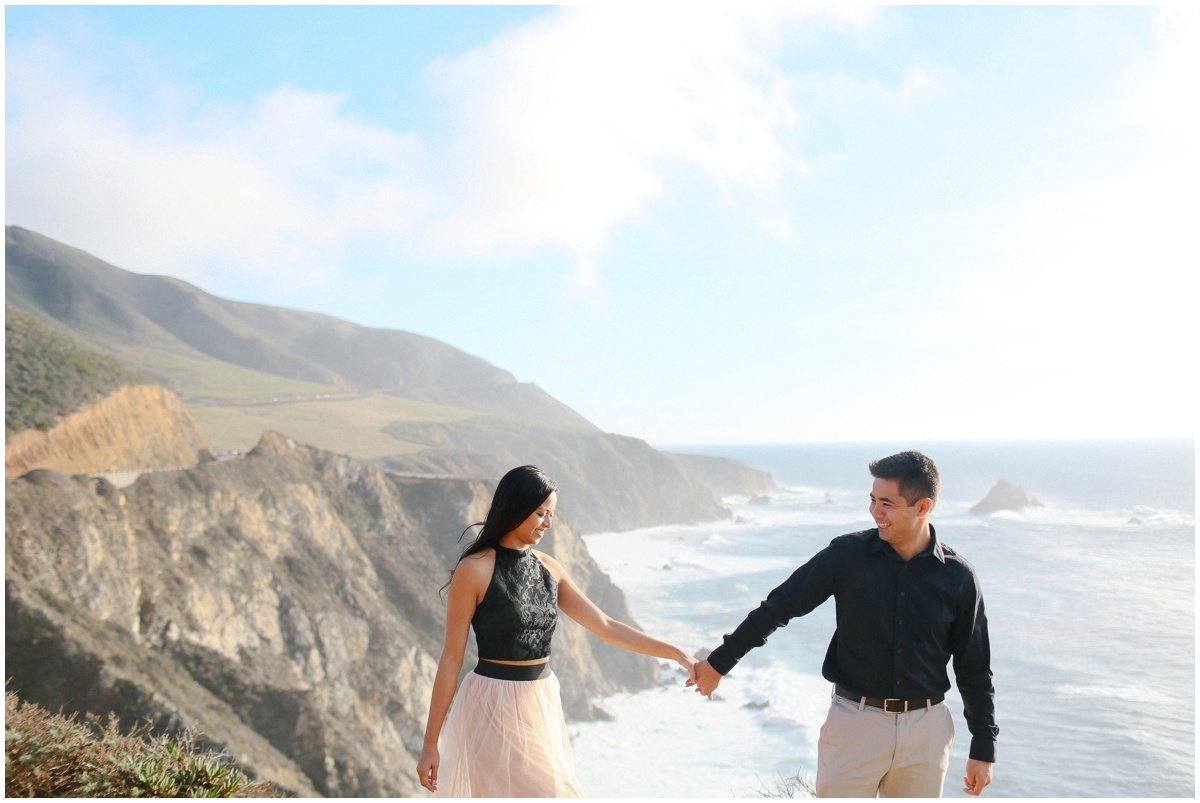 01_Big Sur Engagement Elopement Session