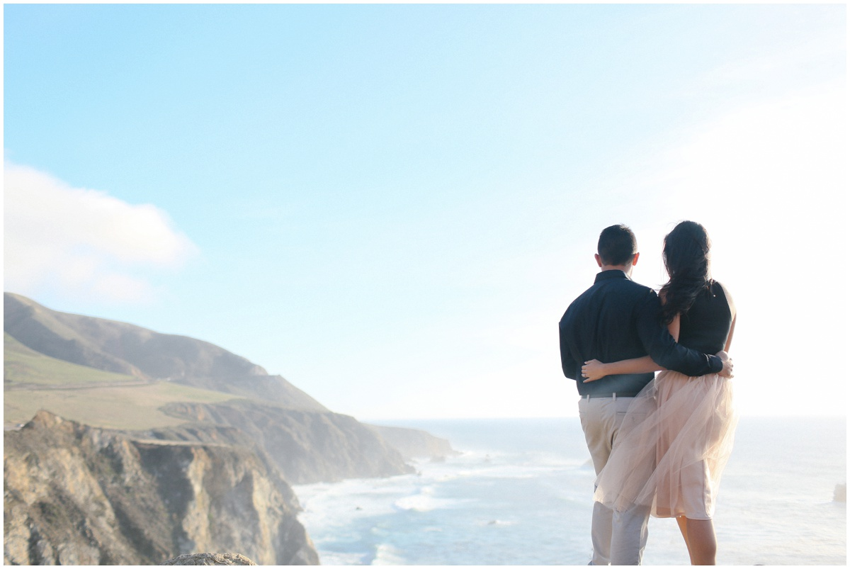 12_Big Sur Engagement Elopement Session