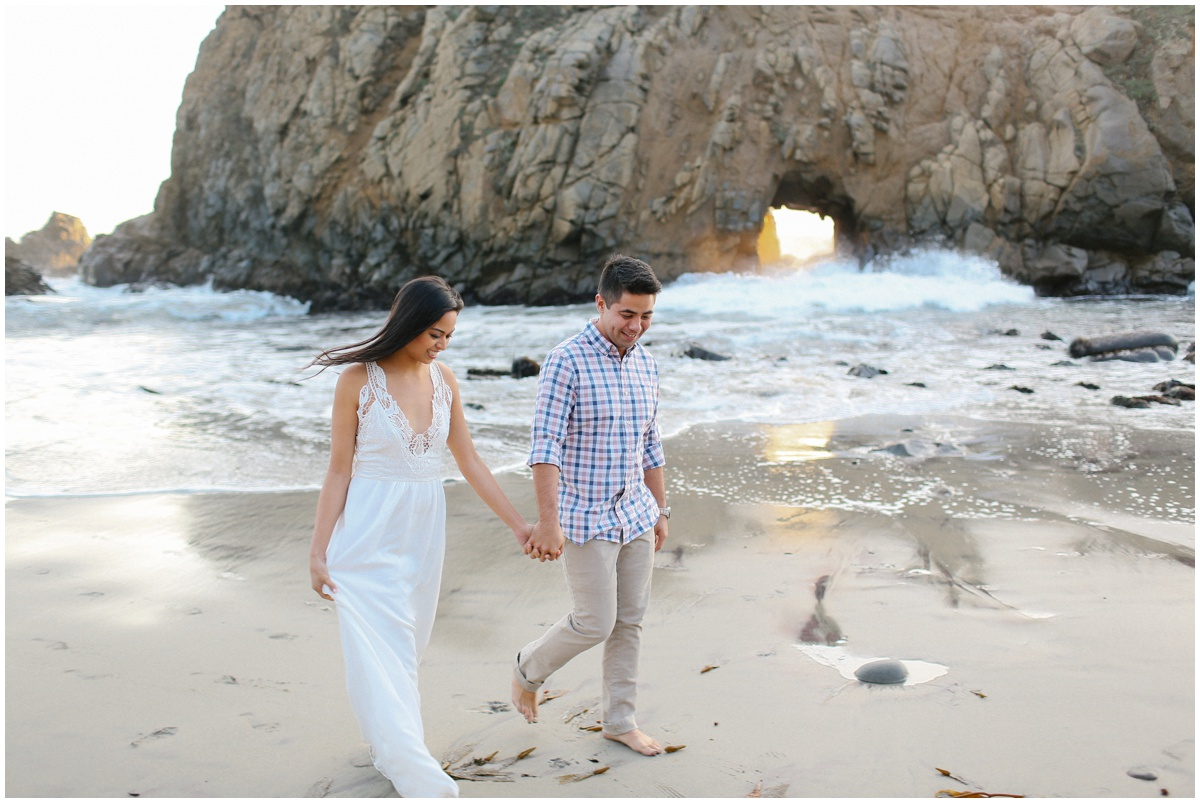 14_Big Sur Engagement Elopement Session