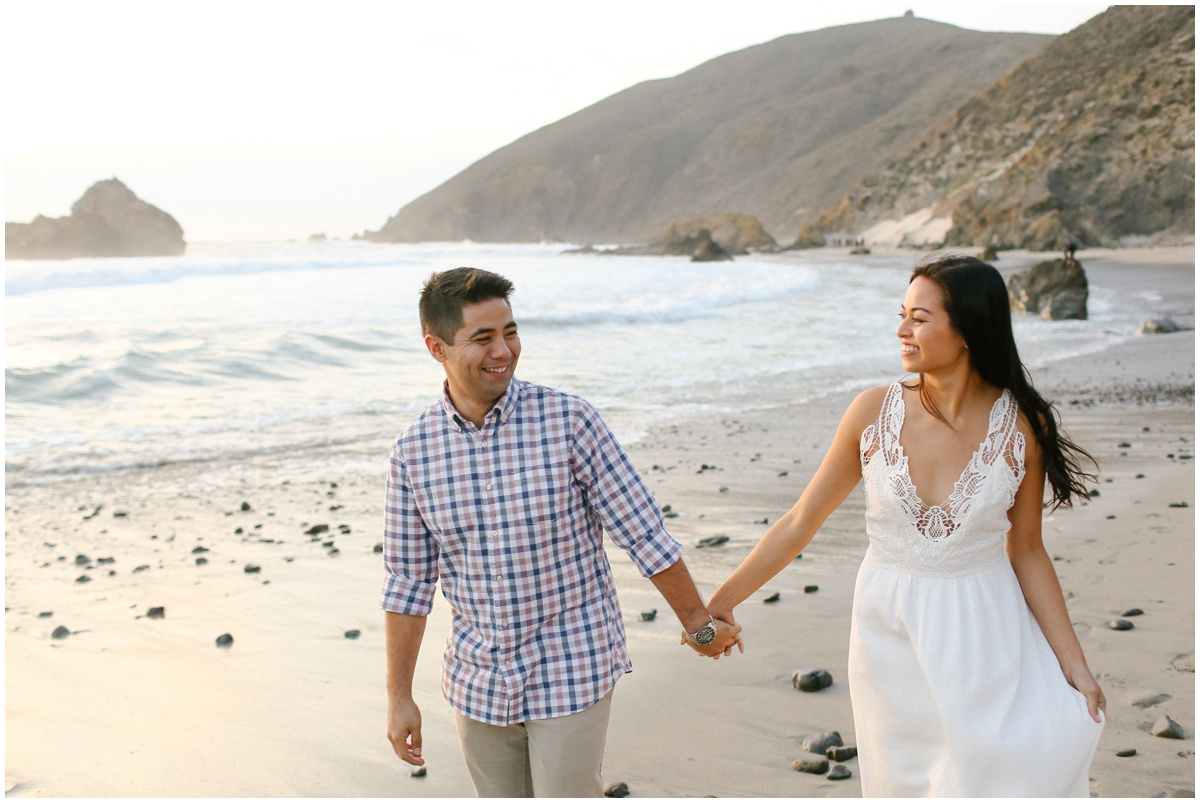 16_Big Sur Engagement Elopement Session