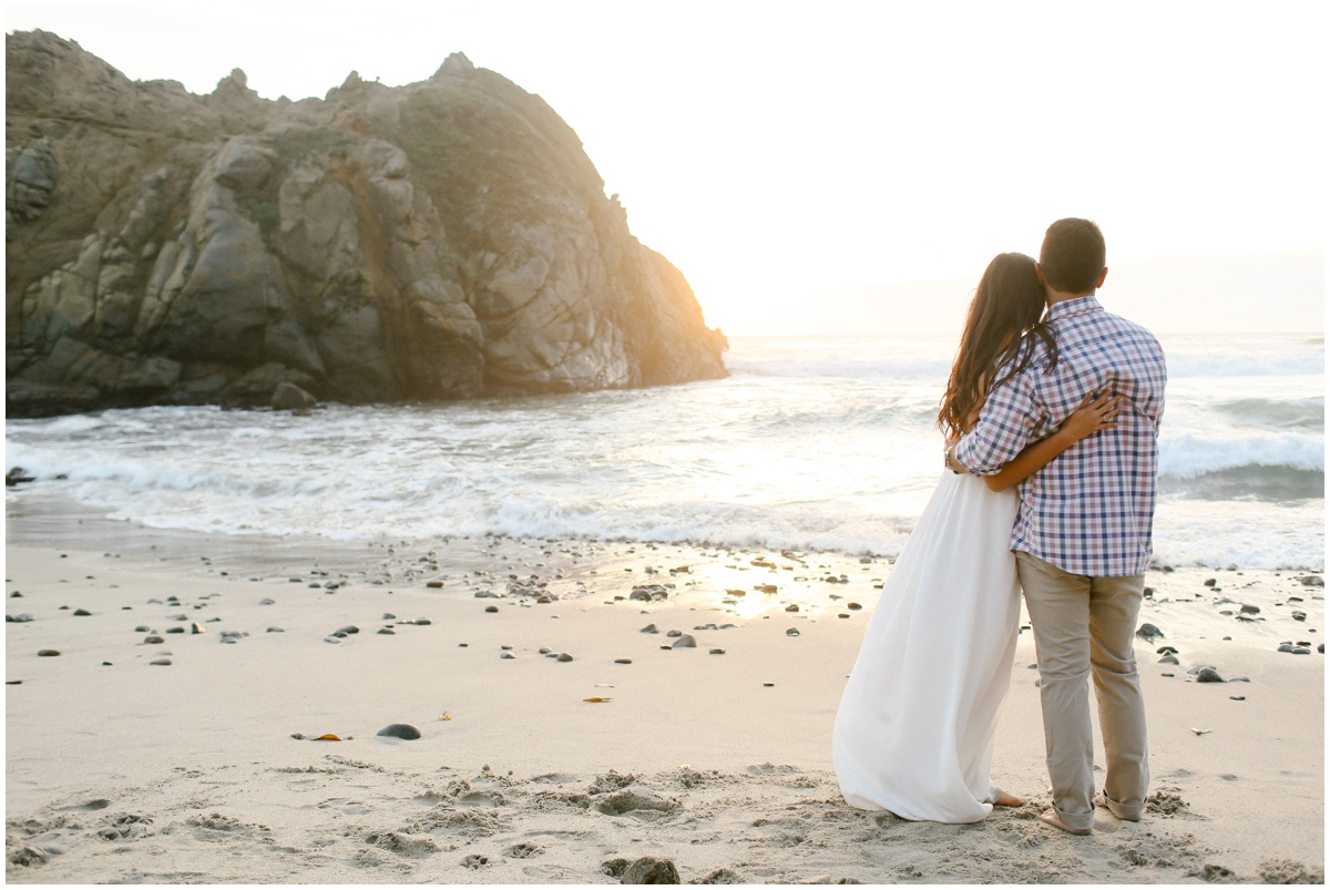 17_Big Sur Engagement Elopement Session