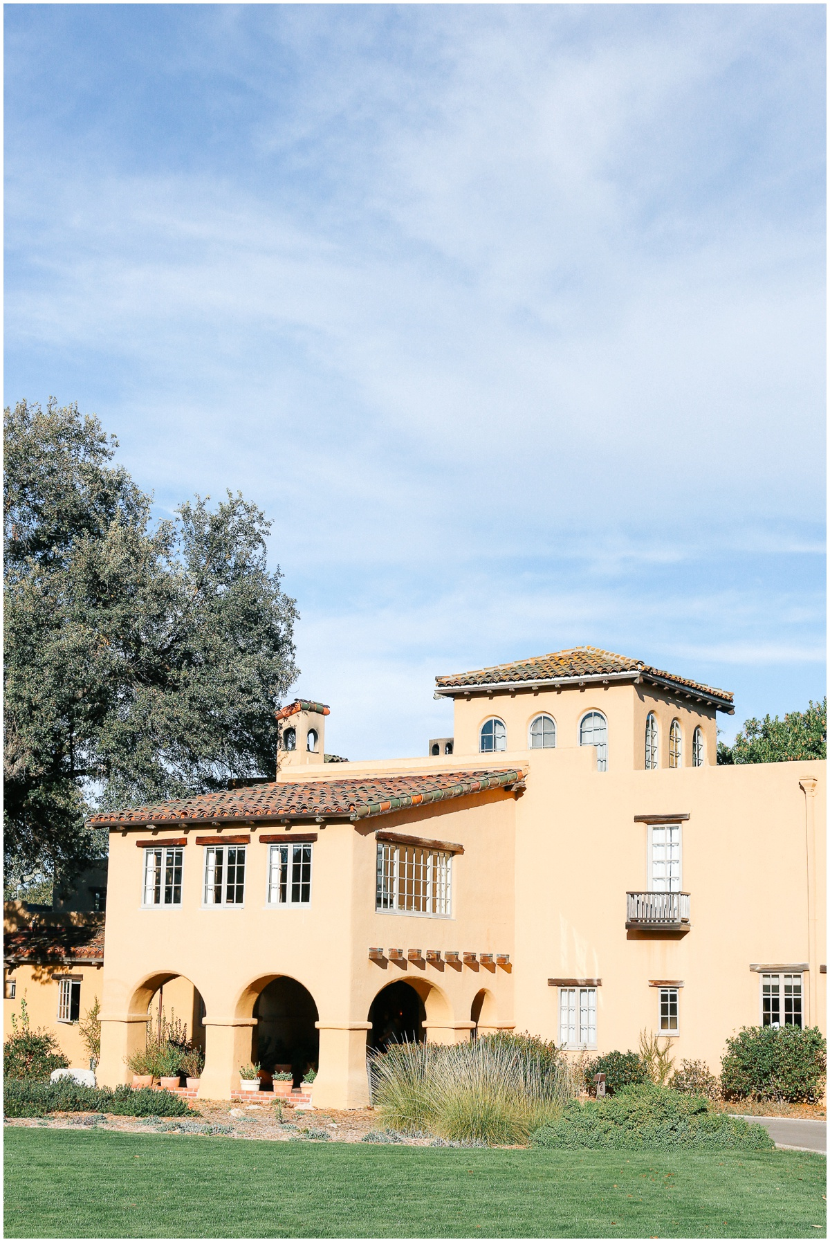 Santa Lucia Preserve in Carmel Valley California Wedding Venue