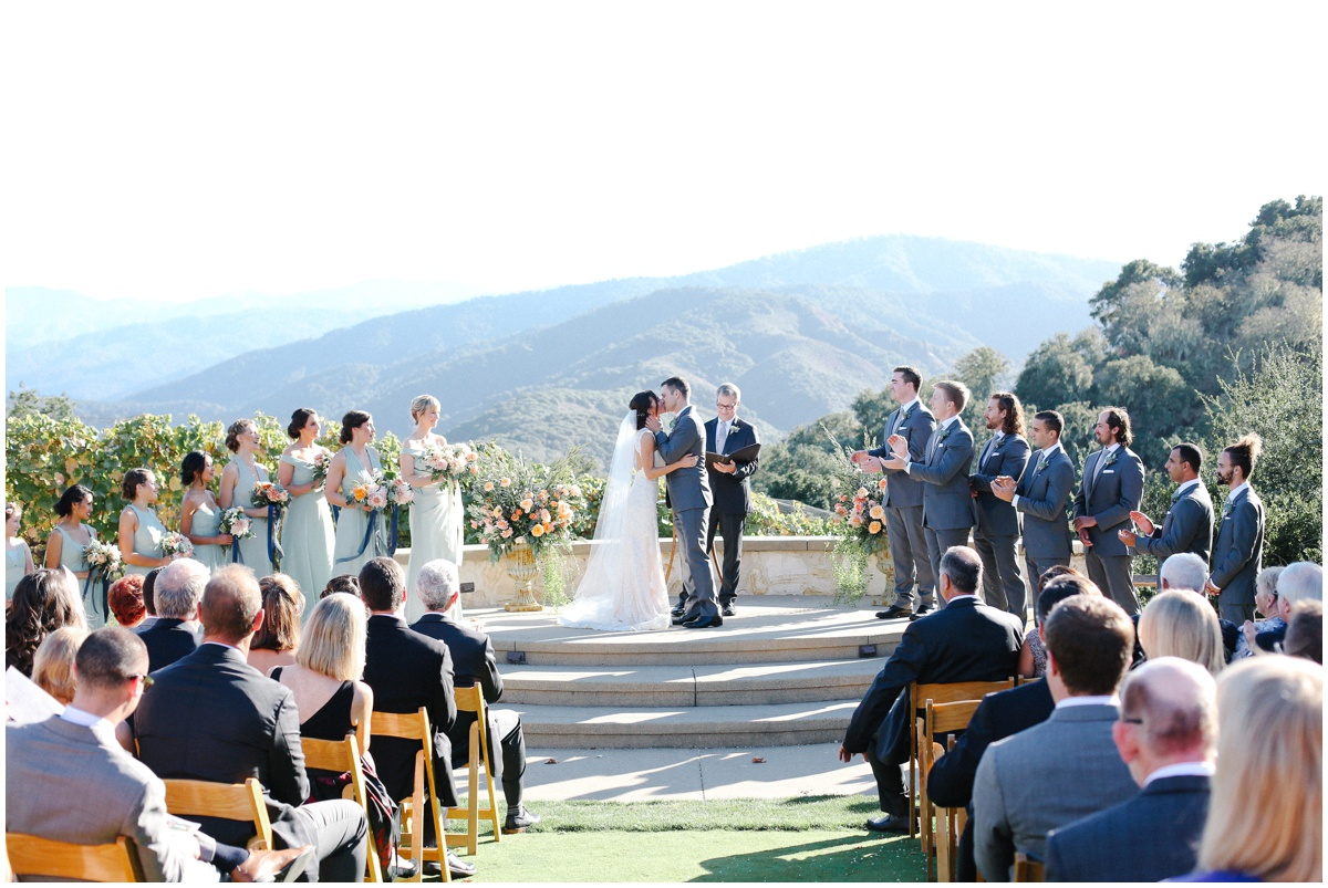 020 Holman Ranch Fall Wedding in Style Me Pretty
