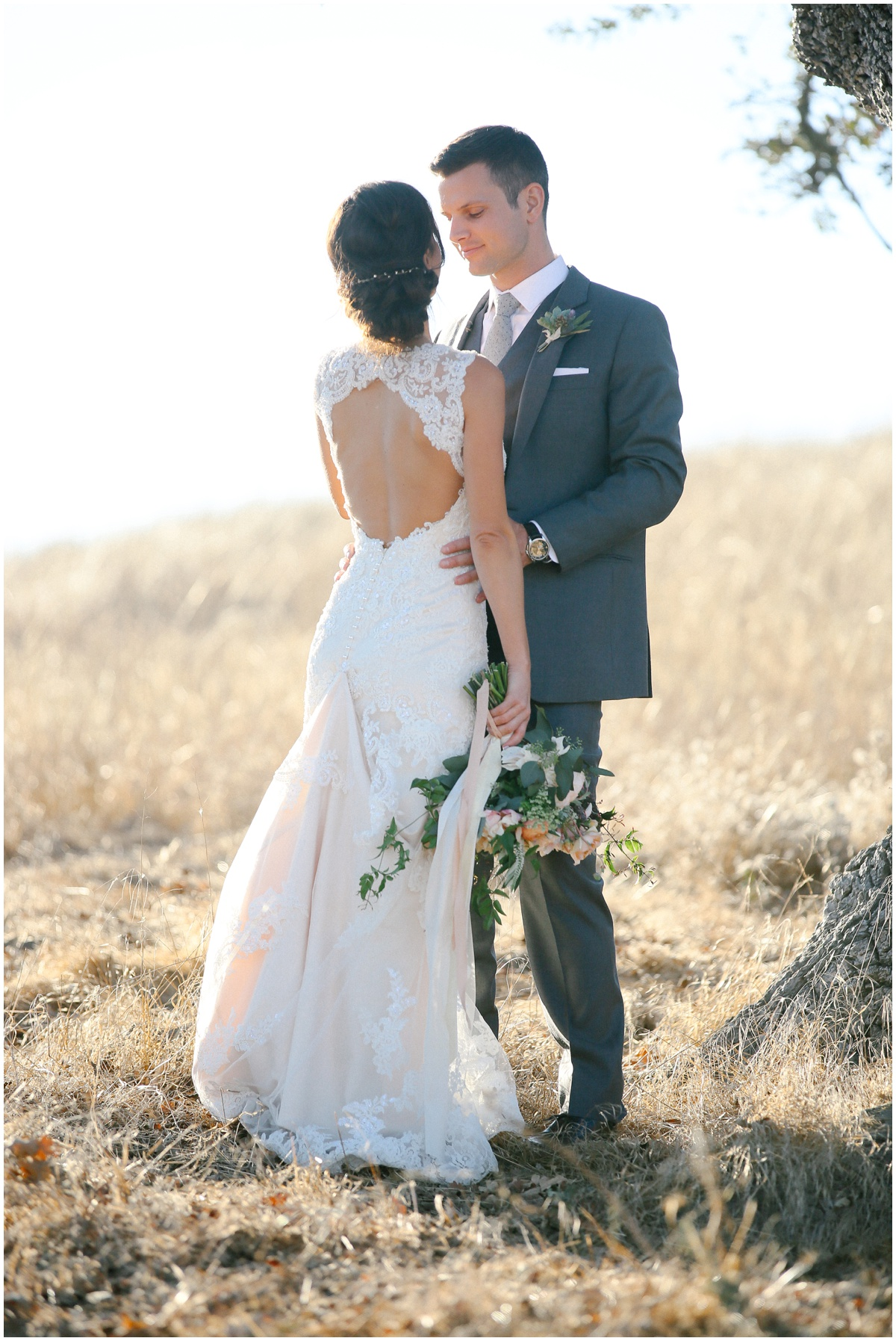 023 Holman Ranch Fall Wedding in Style Me Pretty